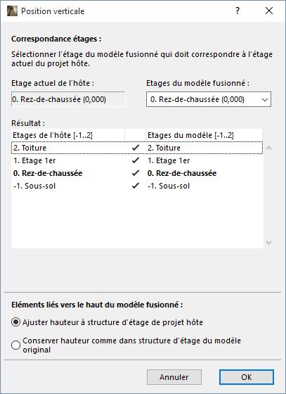 Fusionner Des Fichiers Dans Archicad